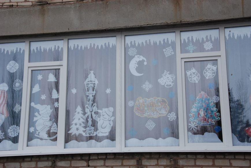 «Новогодние окна» Бердянска (ФОТОРЕПОРТАЖ), фото-9