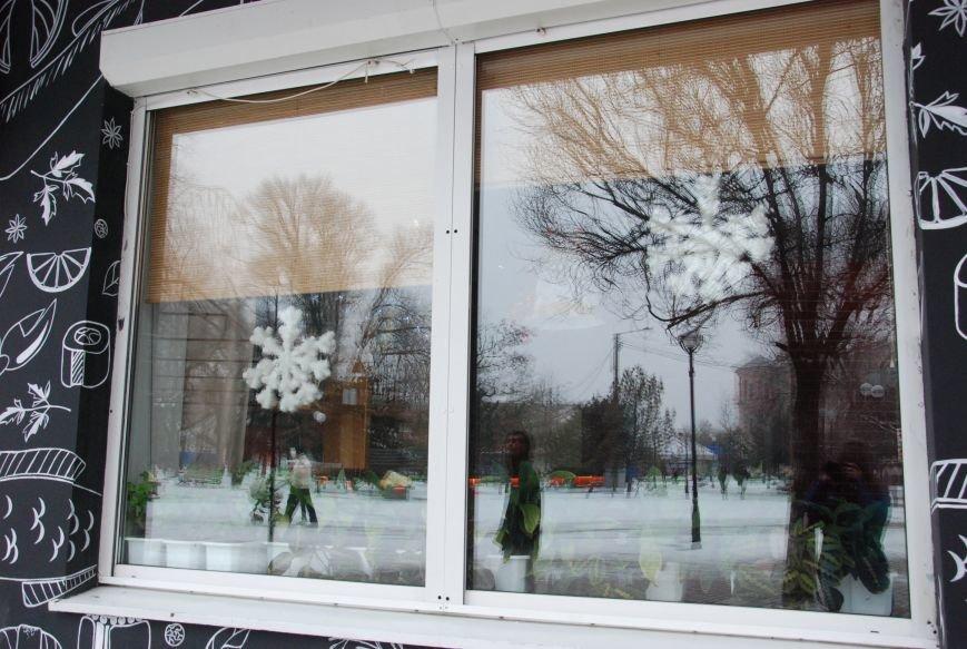 «Новогодние окна» Бердянска (ФОТОРЕПОРТАЖ), фото-11