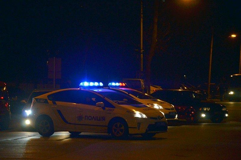 По Одессе прошли националисты с факелами в честь Бандеры (ФОТО), фото-3