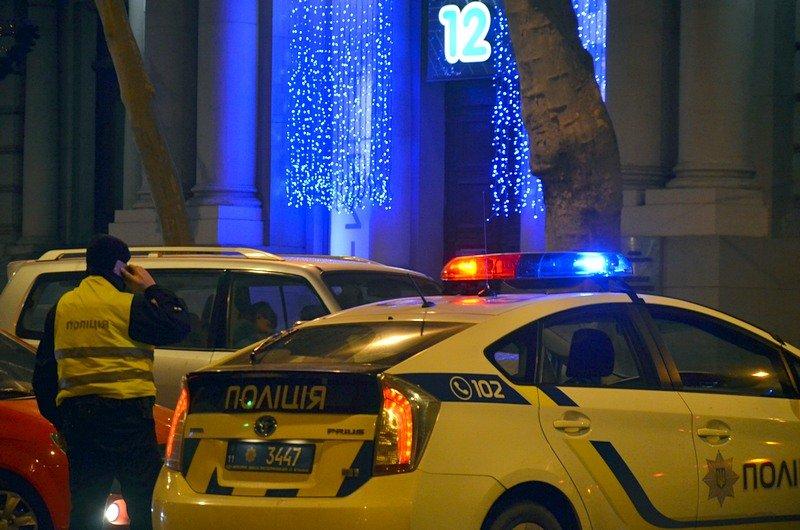 По Одессе прошли националисты с факелами в честь Бандеры (ФОТО), фото-8