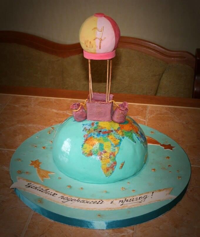 Лучанка пече торти найвищої складності, фото-15