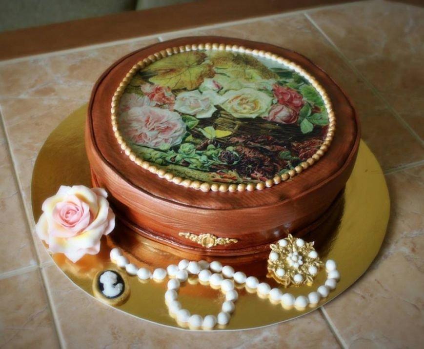 Лучанка пече торти найвищої складності, фото-12