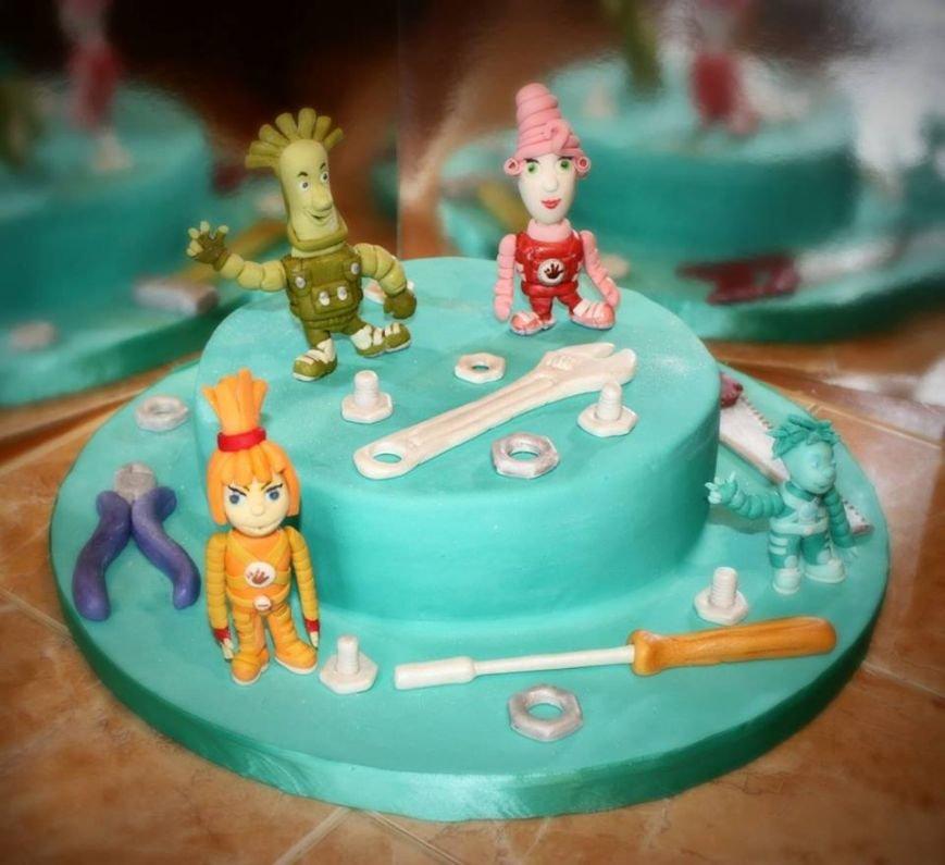 Лучанка пече торти найвищої складності, фото-3