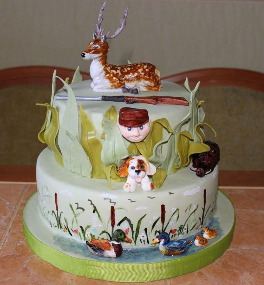Лучанка пече торти найвищої складності, фото-6