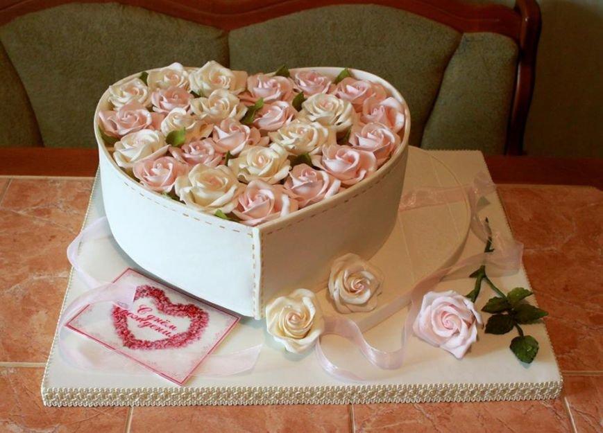 Лучанка пече торти найвищої складності, фото-13
