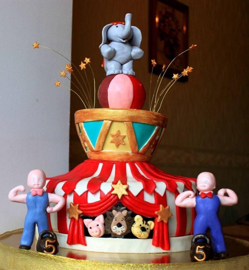 Лучанка пече торти найвищої складності, фото-5