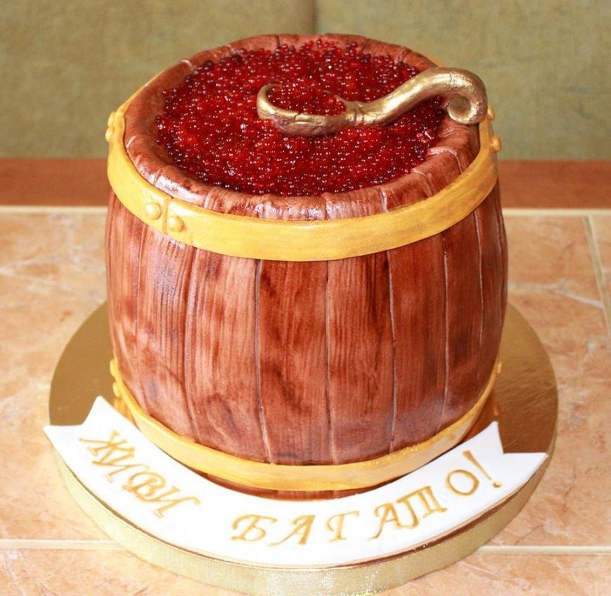 Лучанка пече торти найвищої складності, фото-9