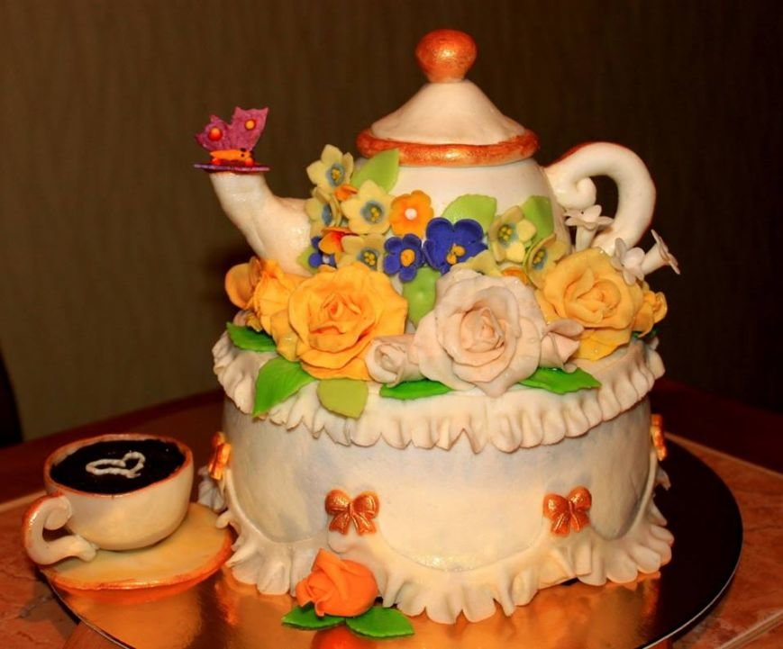 Лучанка пече торти найвищої складності, фото-2