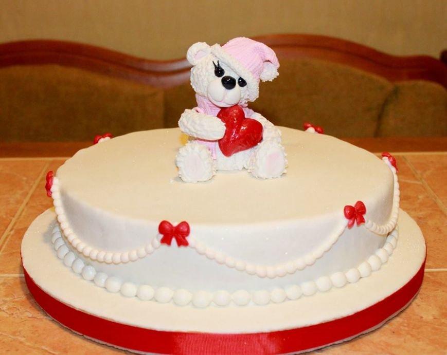 Лучанка пече торти найвищої складності, фото-14