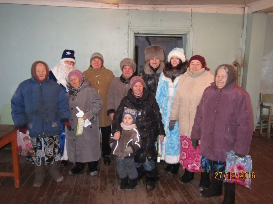 Новый год пришел на Лавровку, фото-7