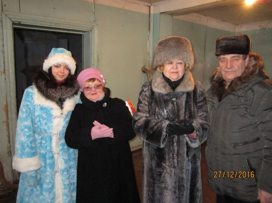 Новый год пришел на Лавровку, фото-6