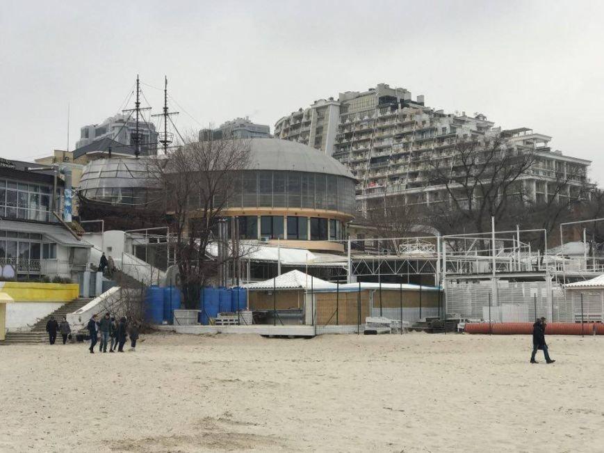 Одесситы начали Новый год у моря (ВИДЕО), фото-4