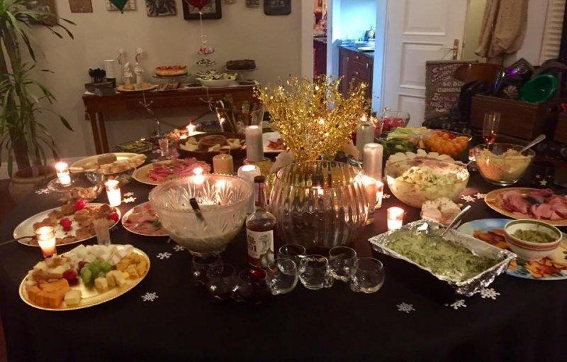 Буковинська родина відсвяткувала Новий рік з екс-президентом України (ФОТО), фото-2