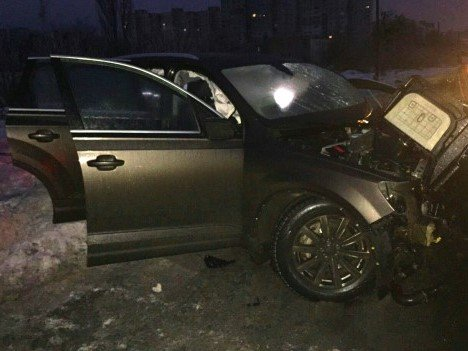 Три человека, среди которых подросток, погибли в ДТП на окружной (ФОТО), фото-1