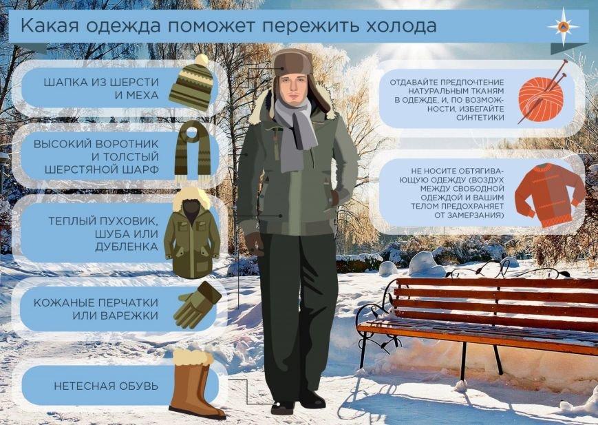 Как правильно одеваться в мороз?, фото-1