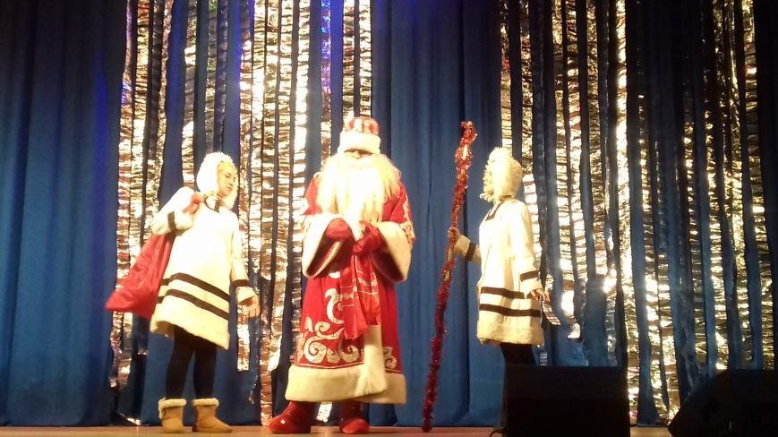 Пираты получили подарки от Деда Мороза и попали на новогодний утренник (видео), фото-1
