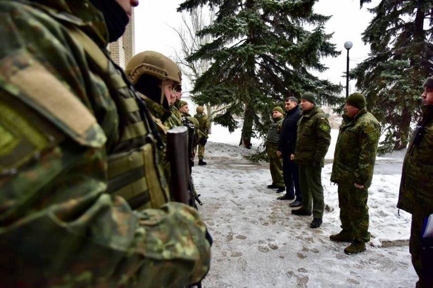 НаДонетчине вприфронтовом поселке возобновил работу участок милиции