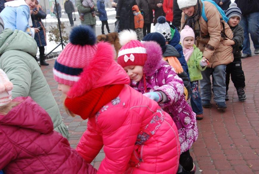 В Бердянске продолжались Новогодние мероприятия возле главной елки  города, фото-4
