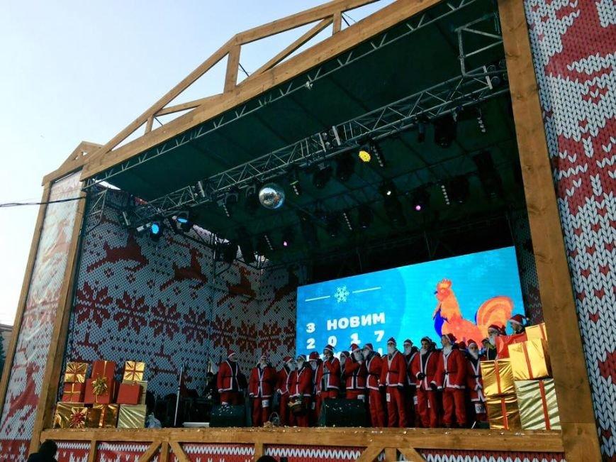 В Днепре пробежались Деды Морозы (ФОТО), фото-4