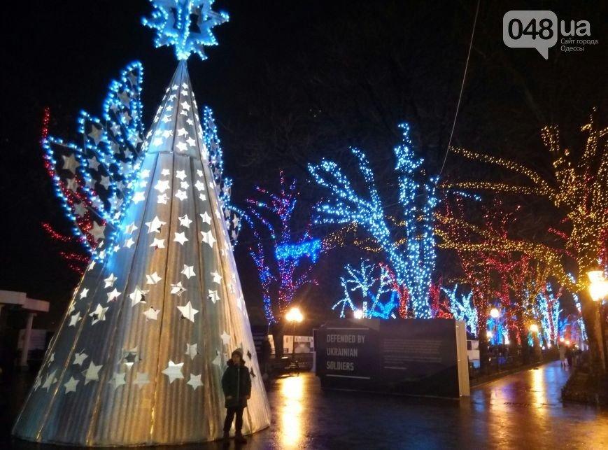 10 самых-самых новогодних елок Одессы  (ФОТО, ОПРОС), фото-4
