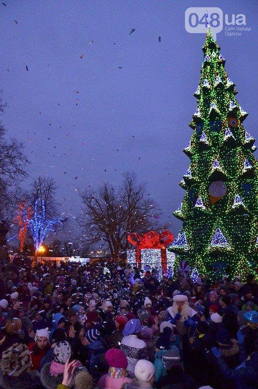 10 самых-самых новогодних елок Одессы  (ФОТО, ОПРОС), фото-1