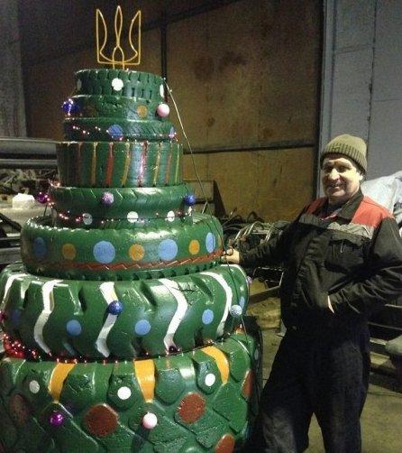 10 самых-самых новогодних елок Одессы  (ФОТО, ОПРОС), фото-6