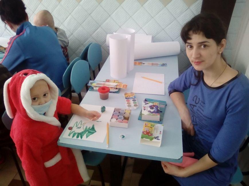 У Хмельницькому проводять конкурс малюнку серед онкохворих дітей (ФОТО), фото-2