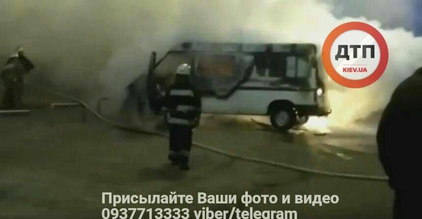 Возле киевского метро взорвалась машина с ГБО (ФОТО), фото-2