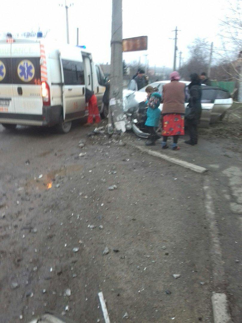 В Кривом Роге в жуткой аварии пострадали 3 человека и один мужчина погиб (ФОТО), фото-2
