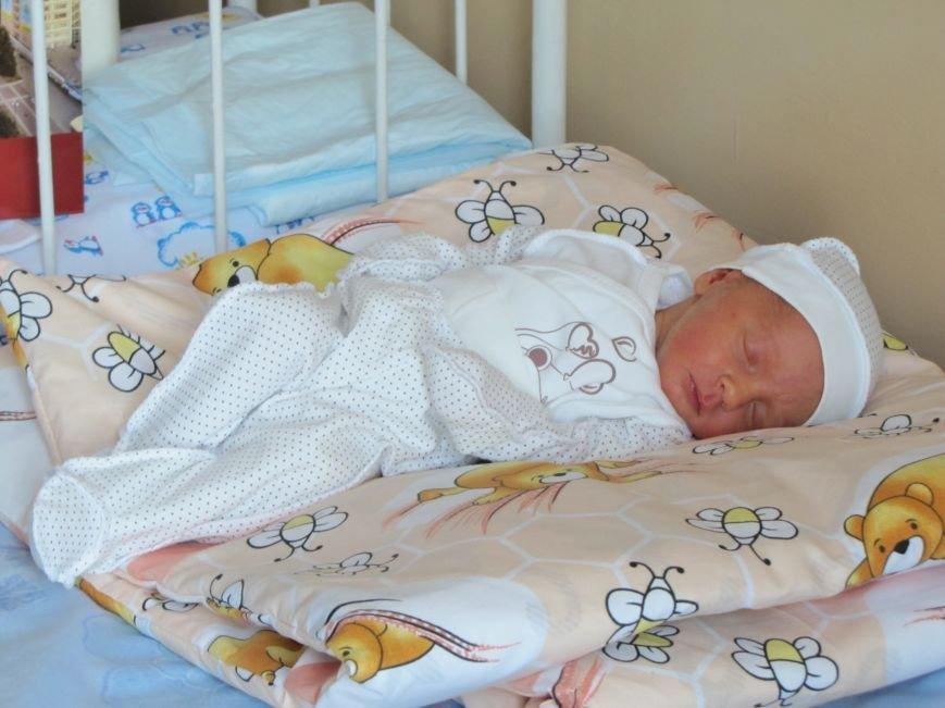 В первый день 2017 года в Мелитополе родилось три мальчика и одна девочка (фото), фото-4