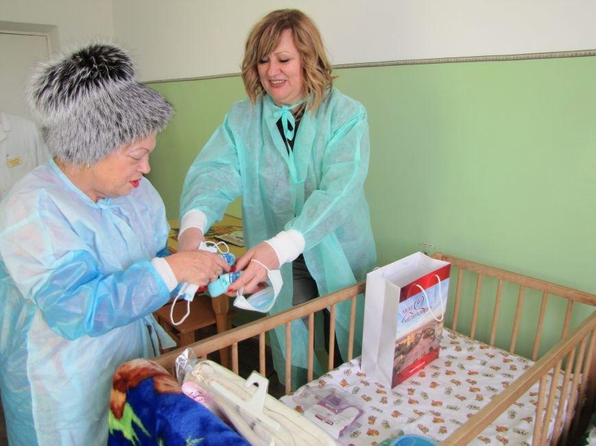 В первый день 2017 года в Мелитополе родилось три мальчика и одна девочка (фото), фото-11