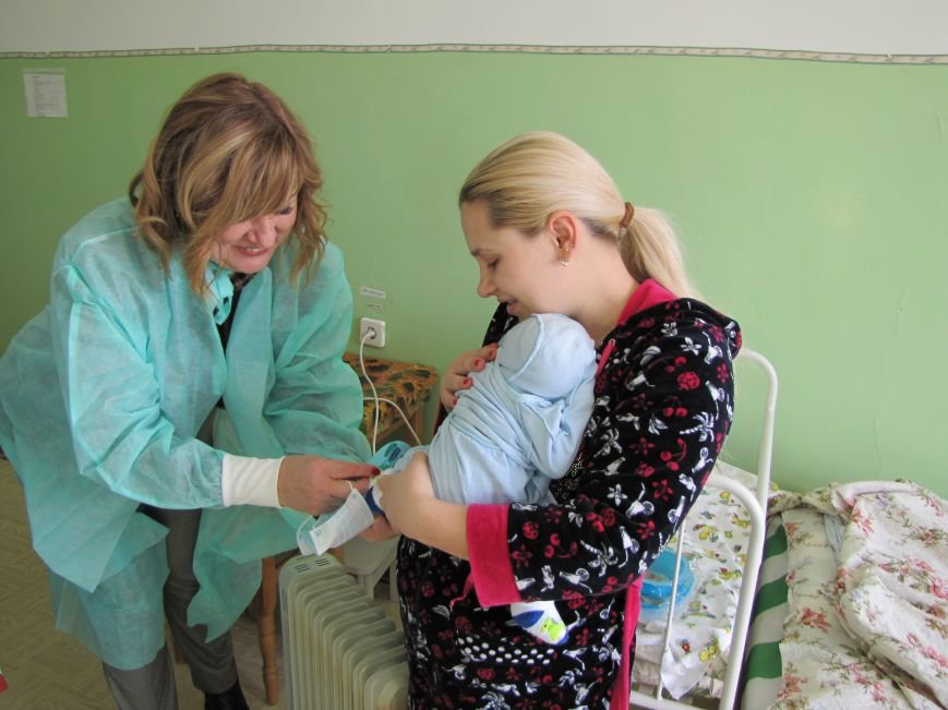 В первый день 2017 года в Мелитополе родилось три мальчика и одна девочка (фото), фото-7