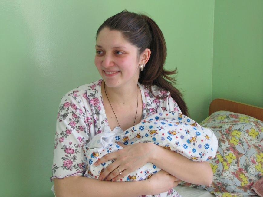 В первый день 2017 года в Мелитополе родилось три мальчика и одна девочка (фото), фото-10