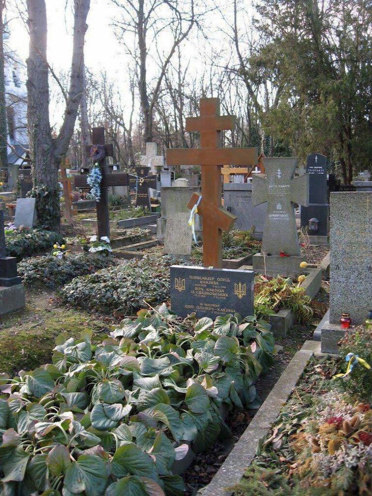 У могилі письменника Олександра Олеся поховають іншу людину? (ФОТО), фото-1