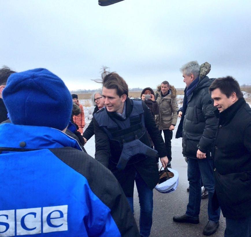 Климкин с новым главой ОБСЕ прибыли в Мариуполь (ФОТО), фото-3
