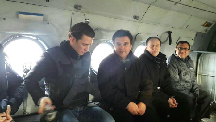 Климкин с новым главой ОБСЕ прибыли в Мариуполь (ФОТО), фото-1