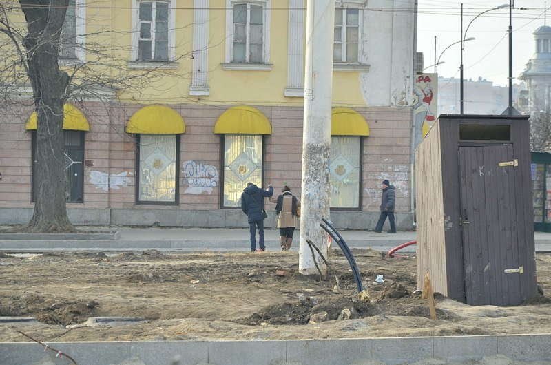 Тираспольская площадь осталась закрыта для одесситов и в 2017 году (ФОТО), фото-8