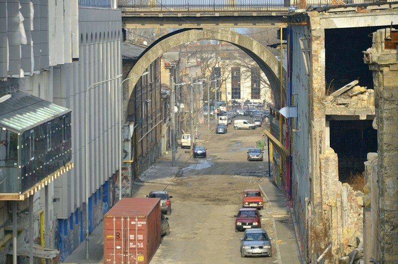 Одесские автохамы оставили автомобили на разрушающихся мостах (ФОТО), фото-7