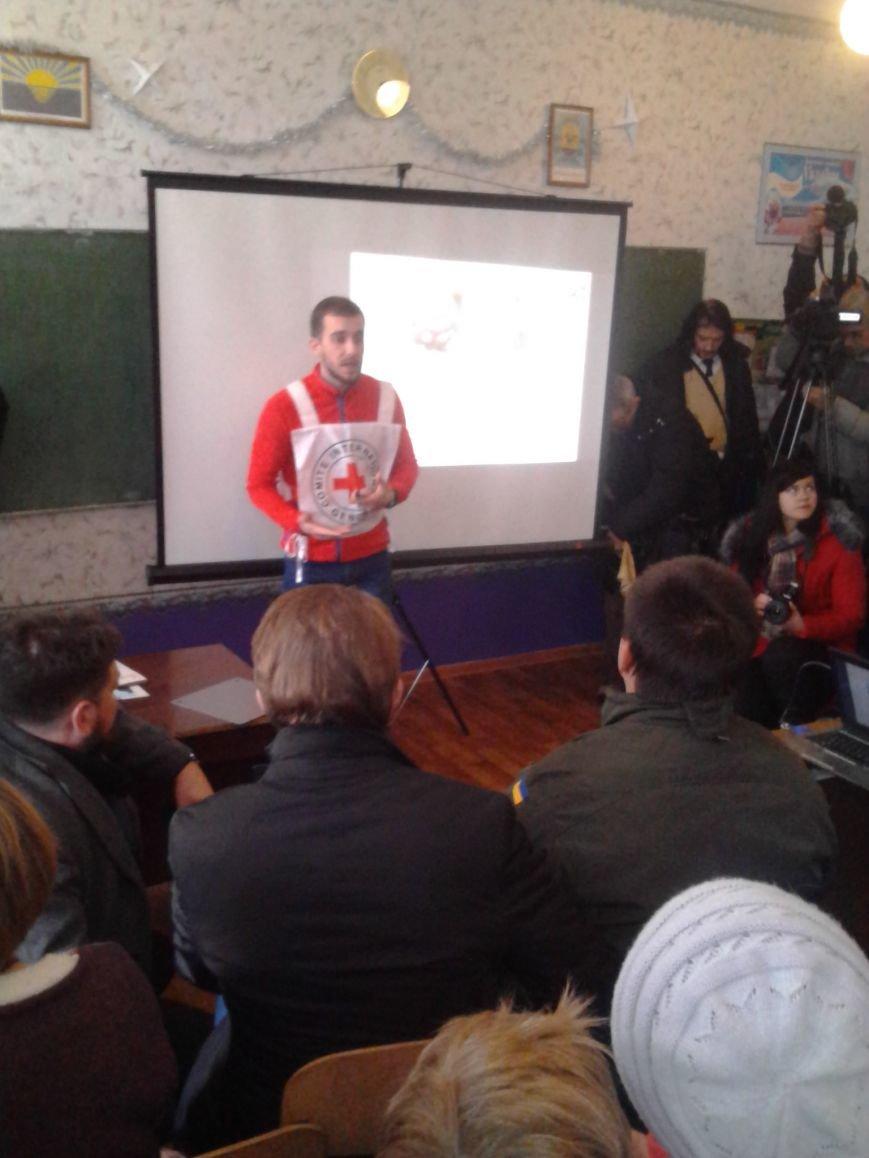 В Виноградном вручили таблички о минной опасности (ФОТОРЕПОРТАЖ), фото-7