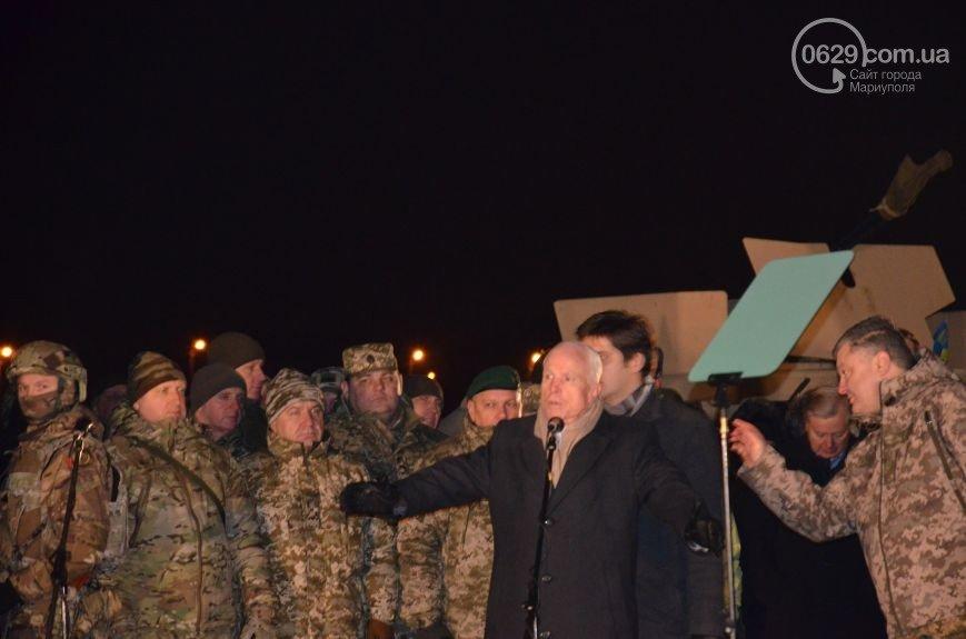 О чем говорил Порошенко в Мариуполе (ВИДЕО), фото-1