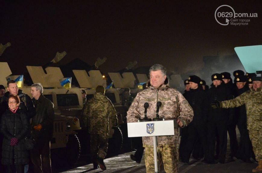 О чем говорил Порошенко в Мариуполе (ВИДЕО), фото-3