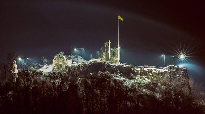 хустський-замок