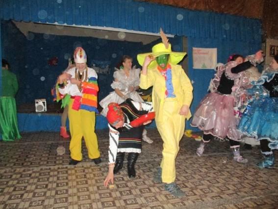 В Каменском в исправительной колонии отпраздновали Новый год, фото-6