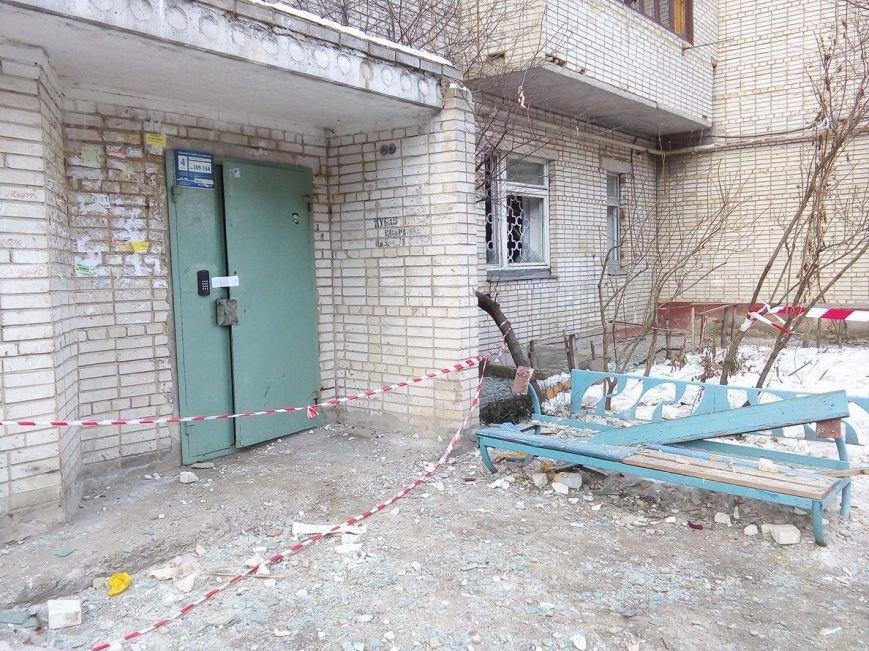 Жители взорвавшего в Сумах дома собираются на встречу с местными властями, фото-5