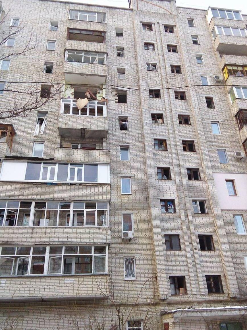 Жители взорвавшего в Сумах дома собираются на встречу с местными властями, фото-4