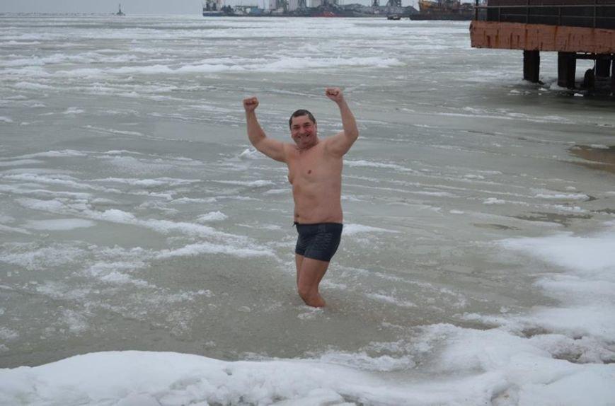 Экстремалы Бердянска заплывом отметили День воды, фото-6