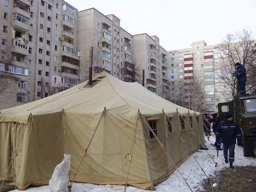 Сумчан, пострадавших от взрыва, обещают обеспечить всем необходимым (ФОТО), фото-4