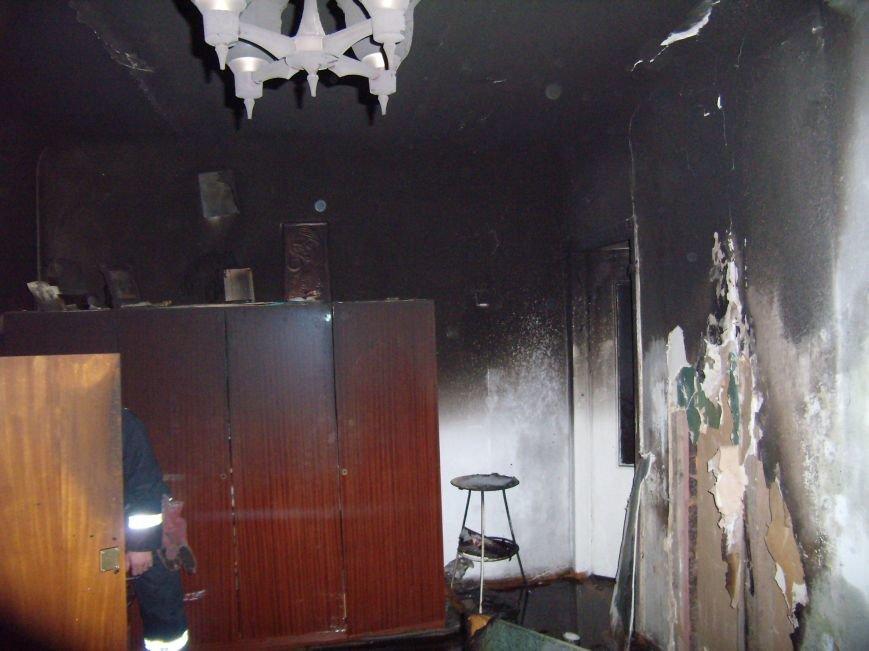 В Днепропетровской области на пожаре спасли 82-летнюю бабушку (ФОТО), фото-4