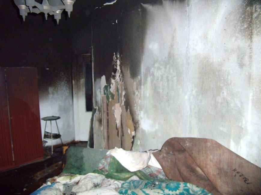В Днепропетровской области на пожаре спасли 82-летнюю бабушку (ФОТО), фото-3