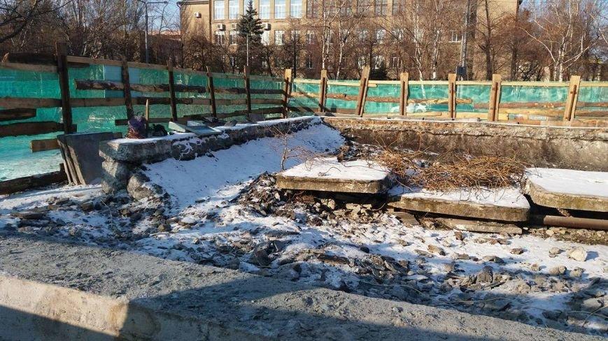 """Возле ДК """"Орбита"""" строят выставочный павильон, - ФОТО, фото-5"""